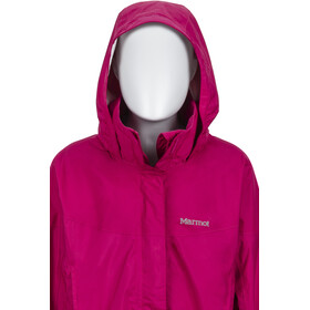 Marmot PreCip Jacket Flickor sangria